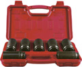 Astro 7863 7pc. Axle nut socket set