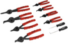 Astro 9401 10pc. Snap ring plier set