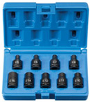 Grey Pneumatic 1219ET E-torx socket set