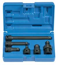 "GP 1100 3/8"" Drive Adaptor & extension set"