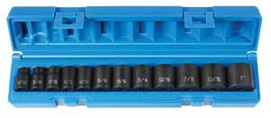 "Grey Pneumatic 1213 3/8"" Drive SAE socket set"