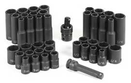 "gp 3/8"" drive socket sets"