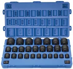 "Gp 8029 3/4"" socket set"