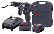"Ingersoll-Rand D5140-K2 20v 1/2"" driver-drill kit with 2 batteries"