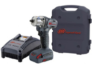 "Ingersoll-Rand W5130-K1 20volt 3/8"" drive impact wrench kit"