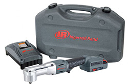 "Ingersoll-Rand W5330-K1 3/8"" angle impact wrench kit"