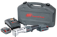 "Ingersoll-Rand W5330-K2 3/8"" angle impact wrench kit"