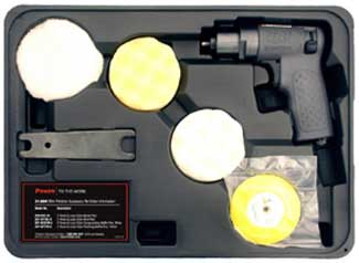 IR 3129k polisher kit